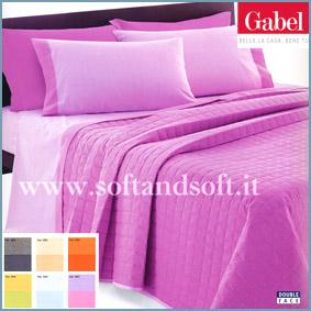 CHROMO Completo lenzuola letto singolo Gabel
