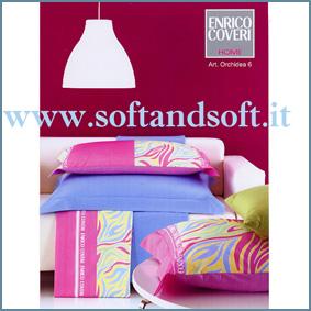ORCHIDEA Completo lenzuola per letto matrimoniale - Enrico Cover