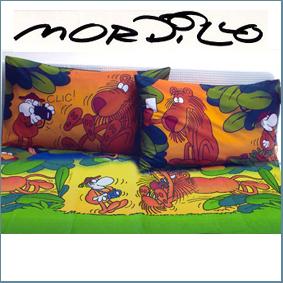 Mordillo Completo letto 1 piazza JUNGLA
