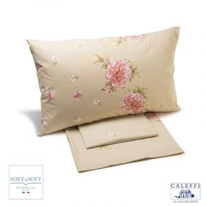 PEONIE Sheet set for single bed by Caleffi