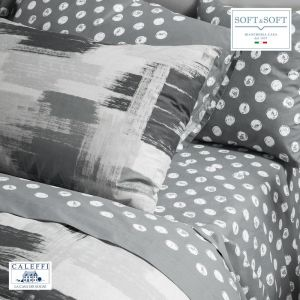 BOLLE Sheet Set for SINGLE Bed in Cotton CALEFFI