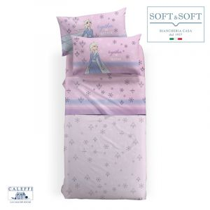 FROZEN SOGNI Complete Sheets for three quarter Disney by CALEFFI