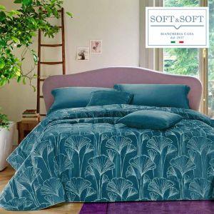 MARTA Spring Quilted Bedspread for Double GFFERRARI Ottanio