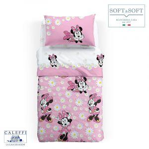 MINNIE MARGHERITE quilt three-quarter 215x265 Disney CALEFFI