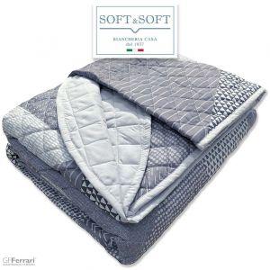 PRIMAVERA 31C Spring Quilted Bedspread for Double GFFerrari