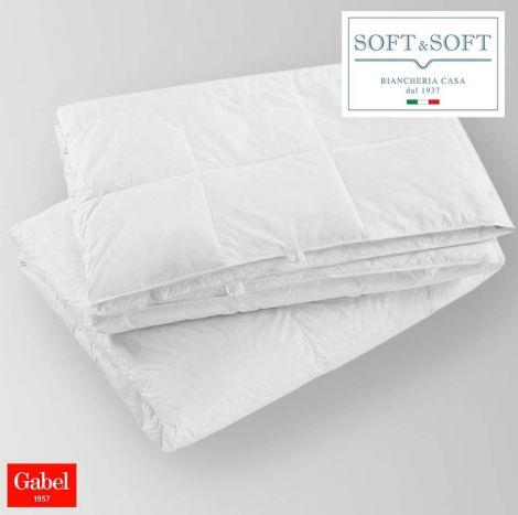 4 Seasons DUVET Double bed 90/10 Goose feather NOTTETEMPO Gabel