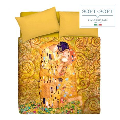 ARTE 1 quilted bedspread for DOUBLE GFFerrari
