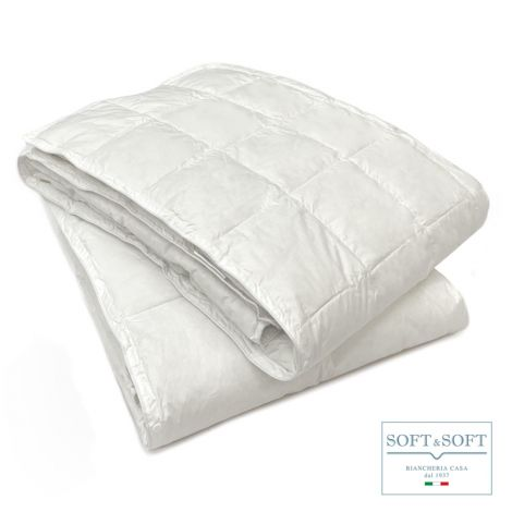 BRUNICO FOUR SEASONS duvet SINGLE size 155x200 goose down