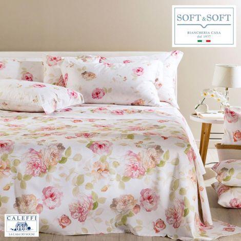CHIARA panama cotton bedspread DOUBLE size 260 × 270 CALEFFI