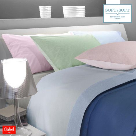 CHROMO FLANNEL Sheets for double bed Gabel