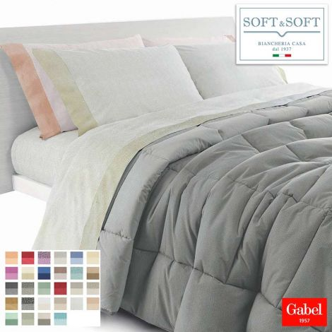 CHROMO Duvet winter for single beds Double Face GABEL