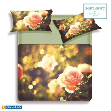 MISS TERRY COPER Duvet cover for double beds Biancaluna