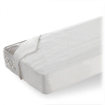 Jeans Coprimaterasso letto singolo maxi cm 100x200 puro cotone pesante