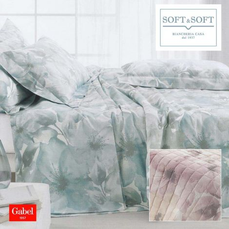 EDRA jacquard bedcover for double beds Gabel