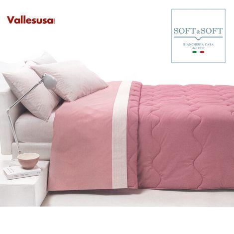 FARAH comforter duvet for single bed Winter Vallesusa