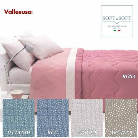 FARAH comforter duvet for single bed Winter Vallesusa