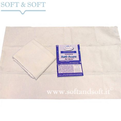 Amicor Set of Anti-mite Pillowcases