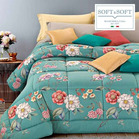 FERRARUCCIA 2A trapunta invernale per letto da una piazza e mezza