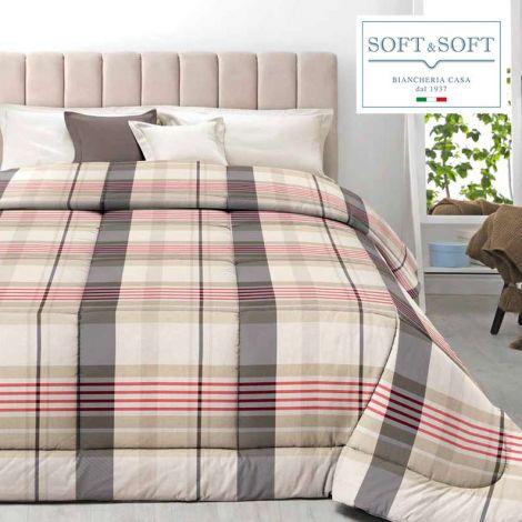 FERRARUCCIA 5C trapunta invernale per letto da una piazza e mezza
