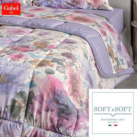 Flower Power SET comforter duvet + Gabel double sheets complete