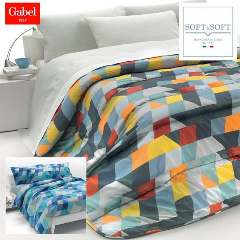 GAME Quilt duvet for single bed winter Vallesusa