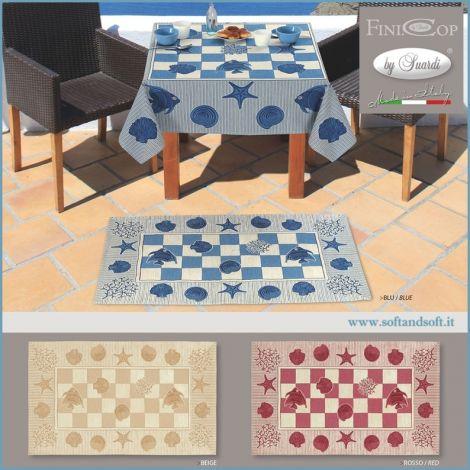 MARINO jacquard Carpet cm 140x200 antislip