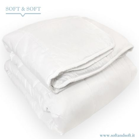 SOFT ITALY DUVET FOUR SEASONS for Double bed