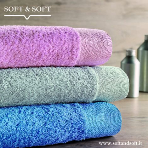 CHROMO Solid Colour Towel by GABEL