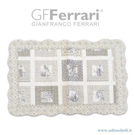 GF21 Federa Patchwork in puro cotone GFFerrari