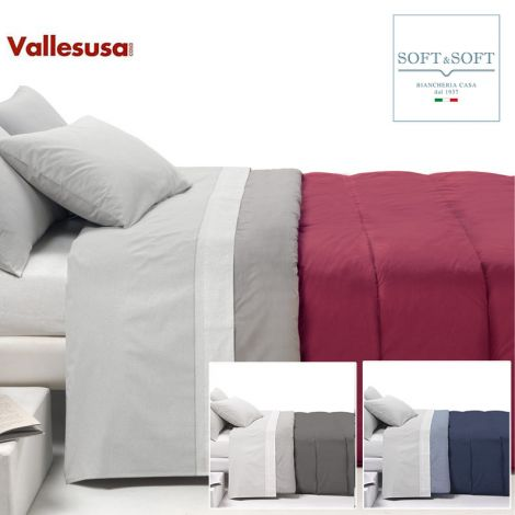 INSIDE quilt duvet for a three-quarter bed and a half winter Vallesusa