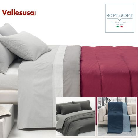 INSIDE Quilt duvet for single winter Vallesusa bed