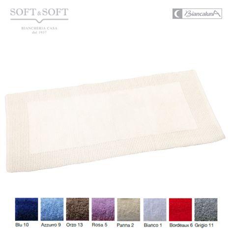 Live tappeto morbidissimo puro cotone cm 50x50