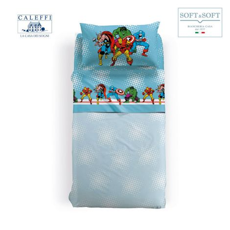 MARVEL COMICS Sheet Set for SINGLE Marvel CALEFFI