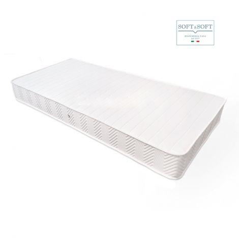 MATERASSO Basic letto singolo splendor box cm 80x190H19 ignifugo