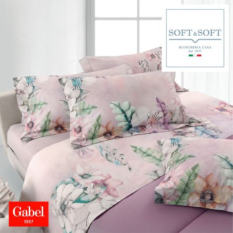 Flannel Sheets For Double Beds Soft And Soft Made In Italy
