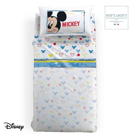 lenzuola disney mickey
