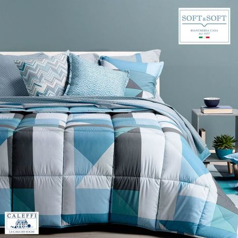 NORDICA Winter Quilt for DOUBLE size 260x265 CALEFFI-Aviation