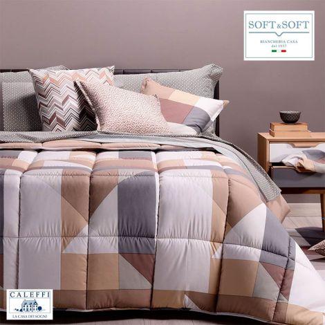 NORDICA Winter Quilt measures three quarter 220x265 CALEFFI Tortora
