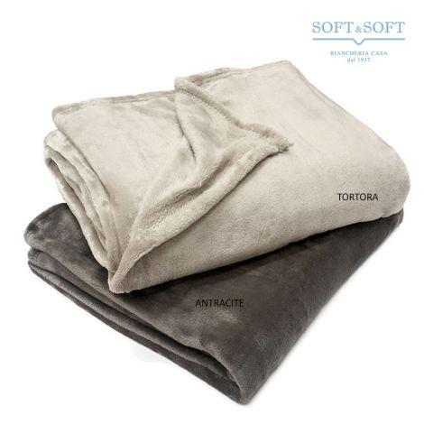 OSLO warm PILE Blanket/Plaid cm 130x160