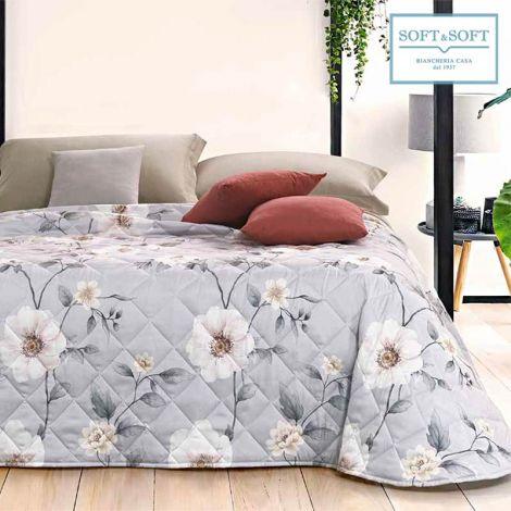PRIMAVERA 38 quilted bedspread double bed size 260x260 GFFerrari