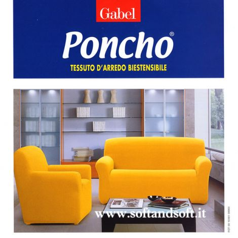 Poncho LIVING Armchair-cover Gabel