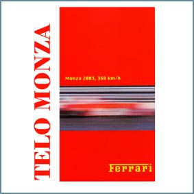 FERRARI MONZA Beach Towel Original