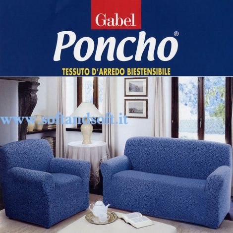 Poncho Windsor Three-place Armchair-cover Gabel