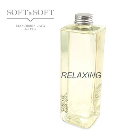 Relaxing 500 ml refill aroma fragrance for ambient perfume diffusers