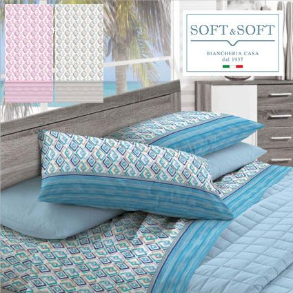 SERENA Sheet Set for SINGLE Bed in Cotton