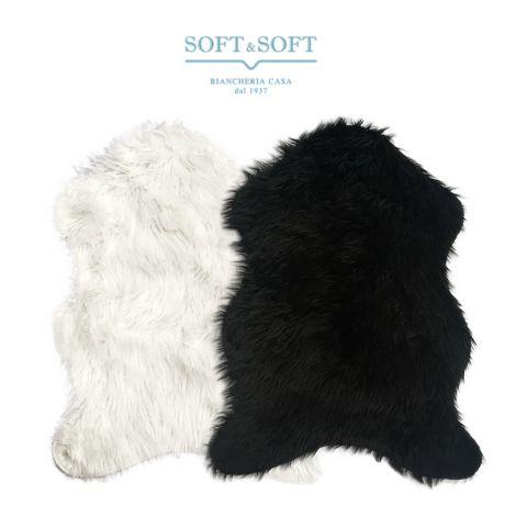SHEEPLONG tappeto soffice pelliccia 60x90 anche copri sedia