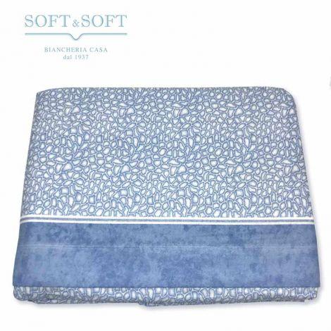 Soffio Flanel sheet set for single bed