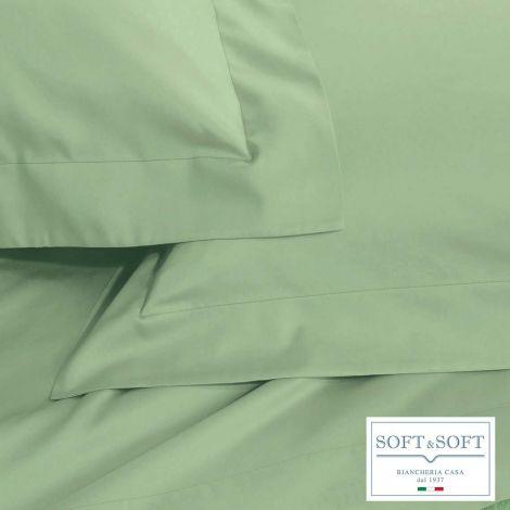 SOFT MAXI Sheet set for KING Bed cm 200X200 + 35 - Mango