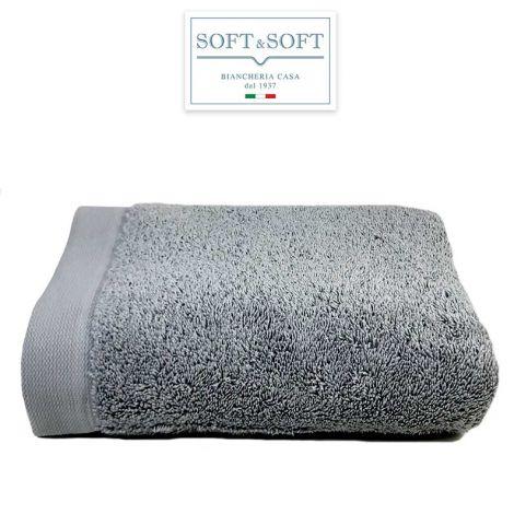 STAR 600 telo bagno spugna 600 gr/m²-Antracite