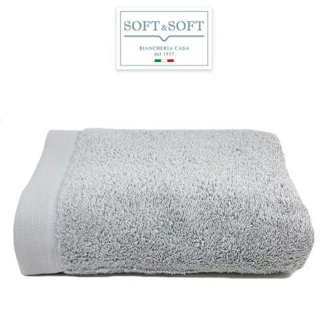 STAR 600 telo bagno spugna 600 gr/m²-Grigio